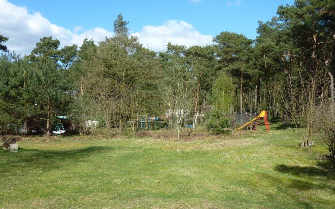 Kampeerplaatsen Heideveld